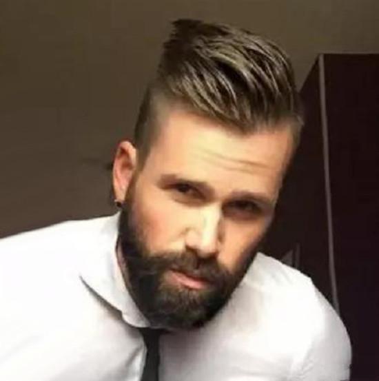 太火了,undercut可以说是时下最火的发型之一,不知道你有没有尝试过?图片
