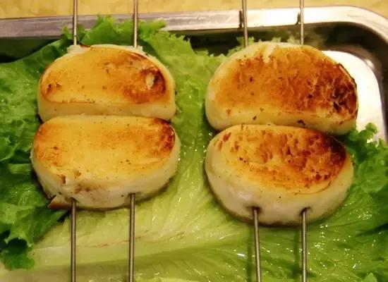 烤馒头片手工