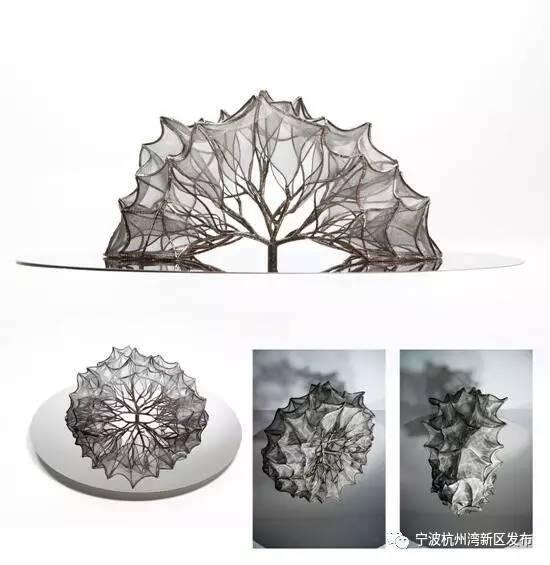 2016宁波杭州湾新区国际雕塑大奖赛获奖作品出炉