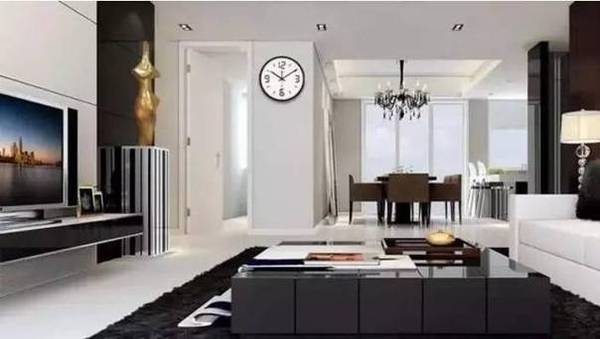 仁堂风水:客厅挂钟摆放的位置居然能影响家居风水