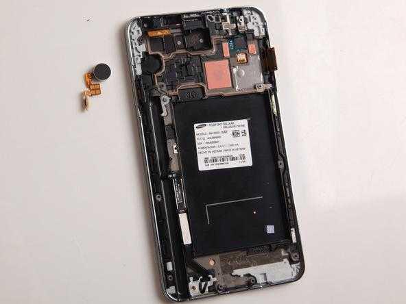 助维修DIY 三星Galaxy Note3全拆机图解